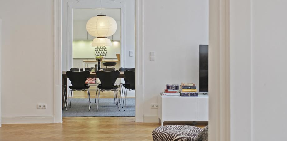 Foto einer Wohnung in München